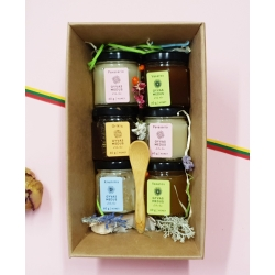 "Honey gift pack ""Tėvynė"""
