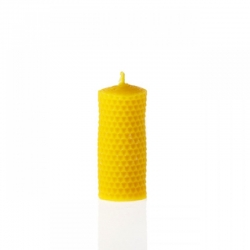 Beeswax Candles Small - Honey Comb