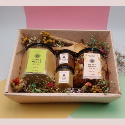 "Honey gift box ""Tėvynė"""