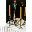 TABLE BEESWAX CANDLES